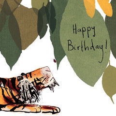 Augustus Happy Birthday Card by Catherine Rayner
