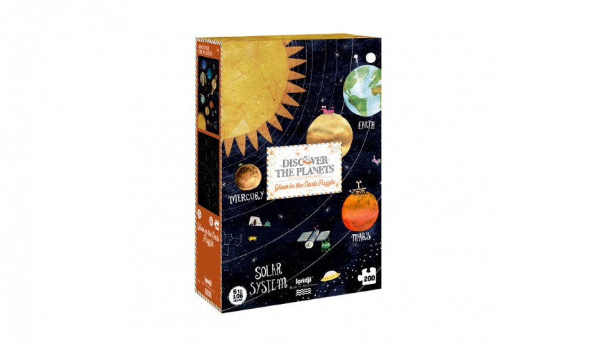 Discover the Planets Jigsaw Puzzle