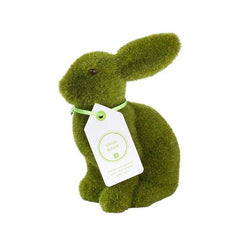 Green Grass Bunny Decoration