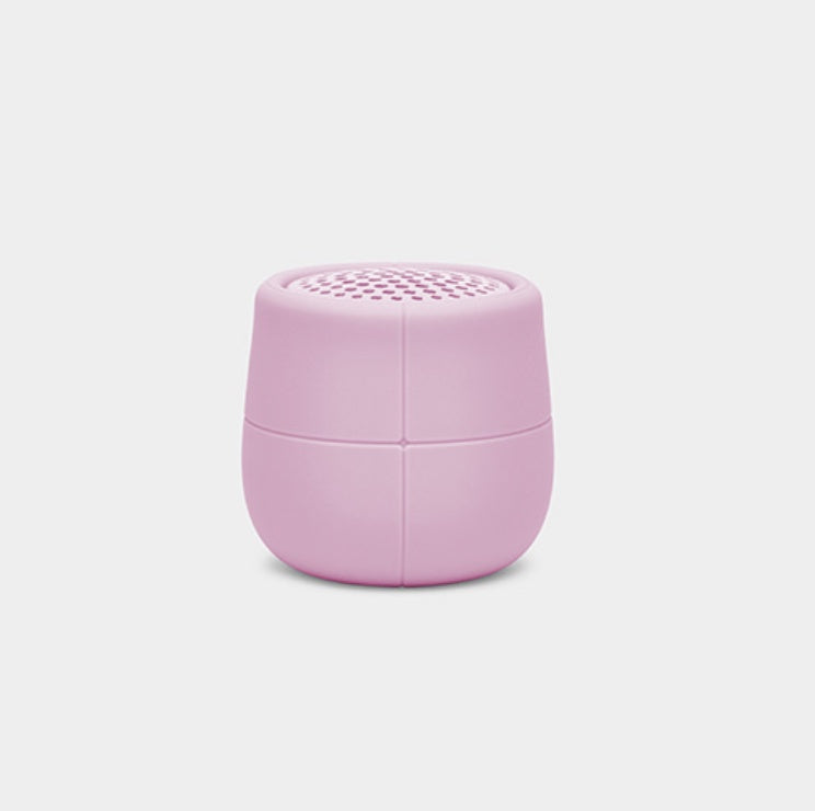 Soft Pink MINO X Floating Speaker by Lexon