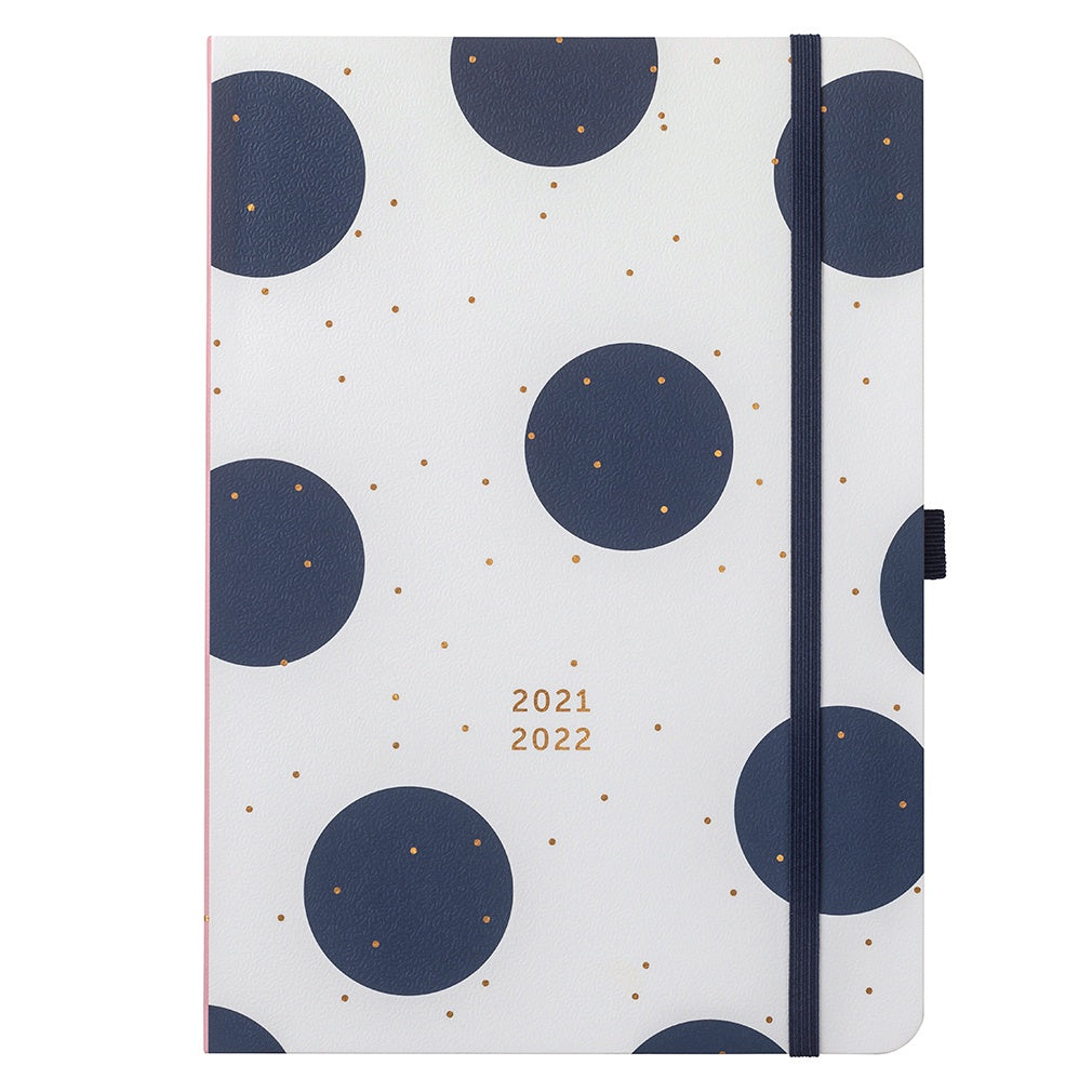 2021/2022 Mid Year Day a Page Diary