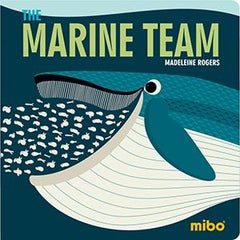 Marine Team (MIBO BOARD BOOK)
