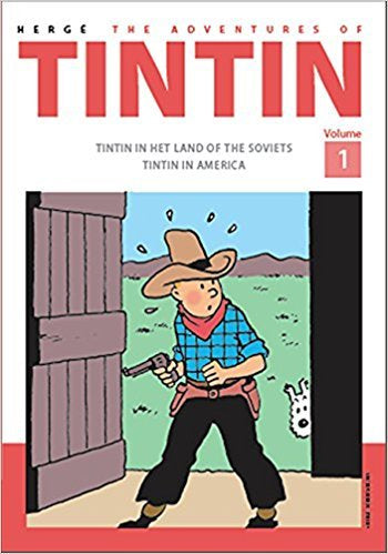 Tintin 2 in 1 Adventures Volume 1