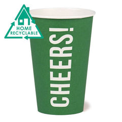 Cheers 16oz Eco Cup Green