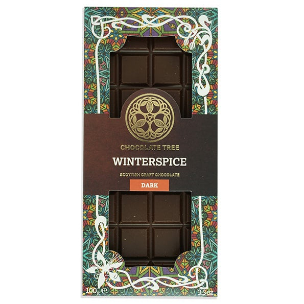 Organic Dark Chocolate Winterspice