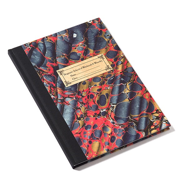 Harry Potter Replica Exercise Book in Red