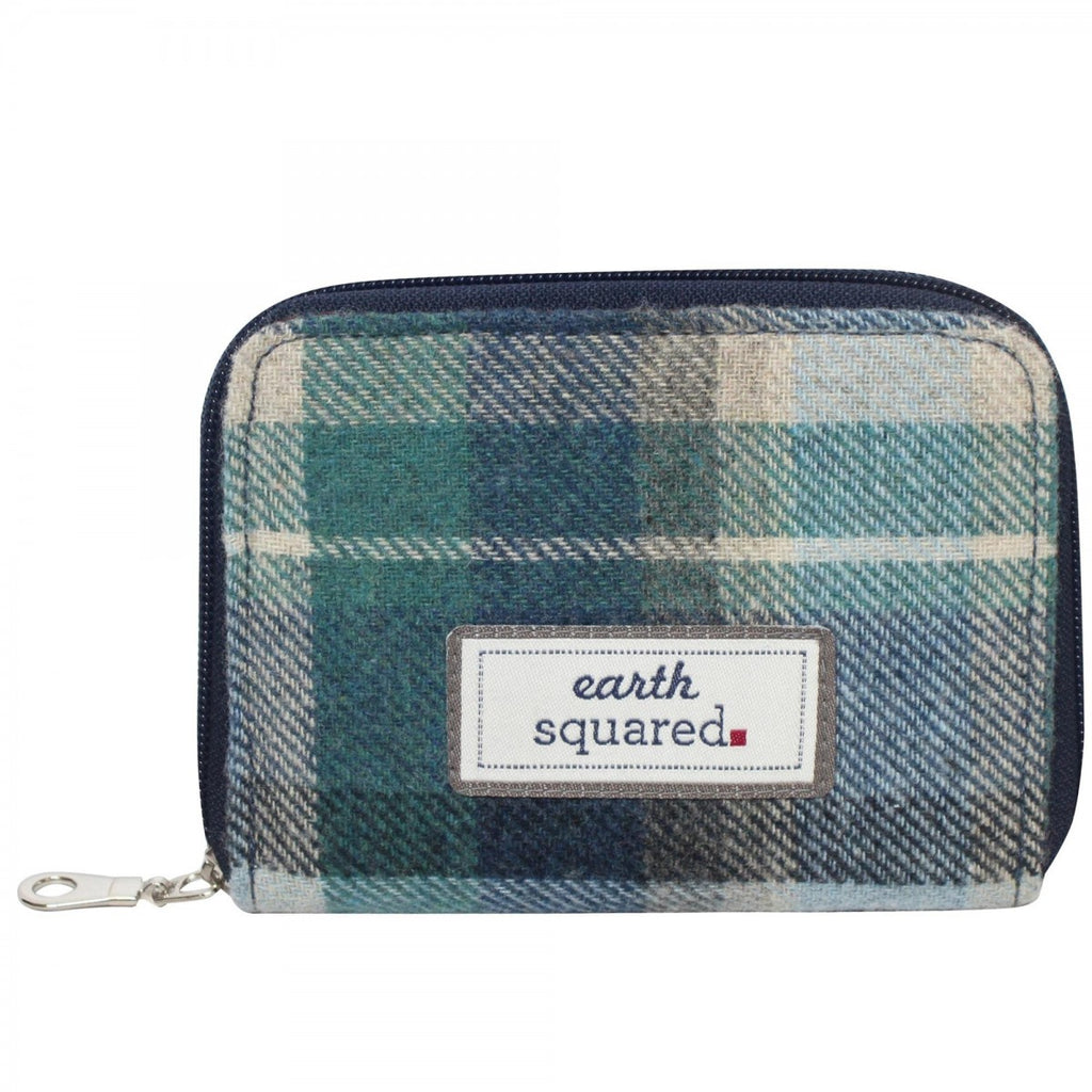 Cloudburst Tweed Wallet