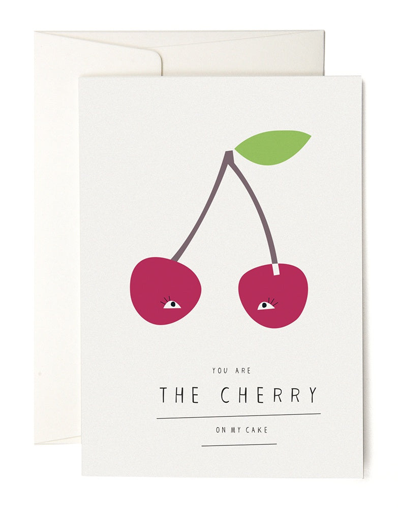 The Cherry On Top Card
