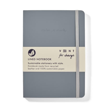 Make A Mark Notebook Dusty Blue