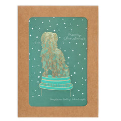 Greyfriars Bobby Box of Christmas Card