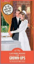 Ladybird Books For Grown-Ups Husband & Wife Game