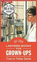 Ladybird Books For Grown-Ups True Or False Game
