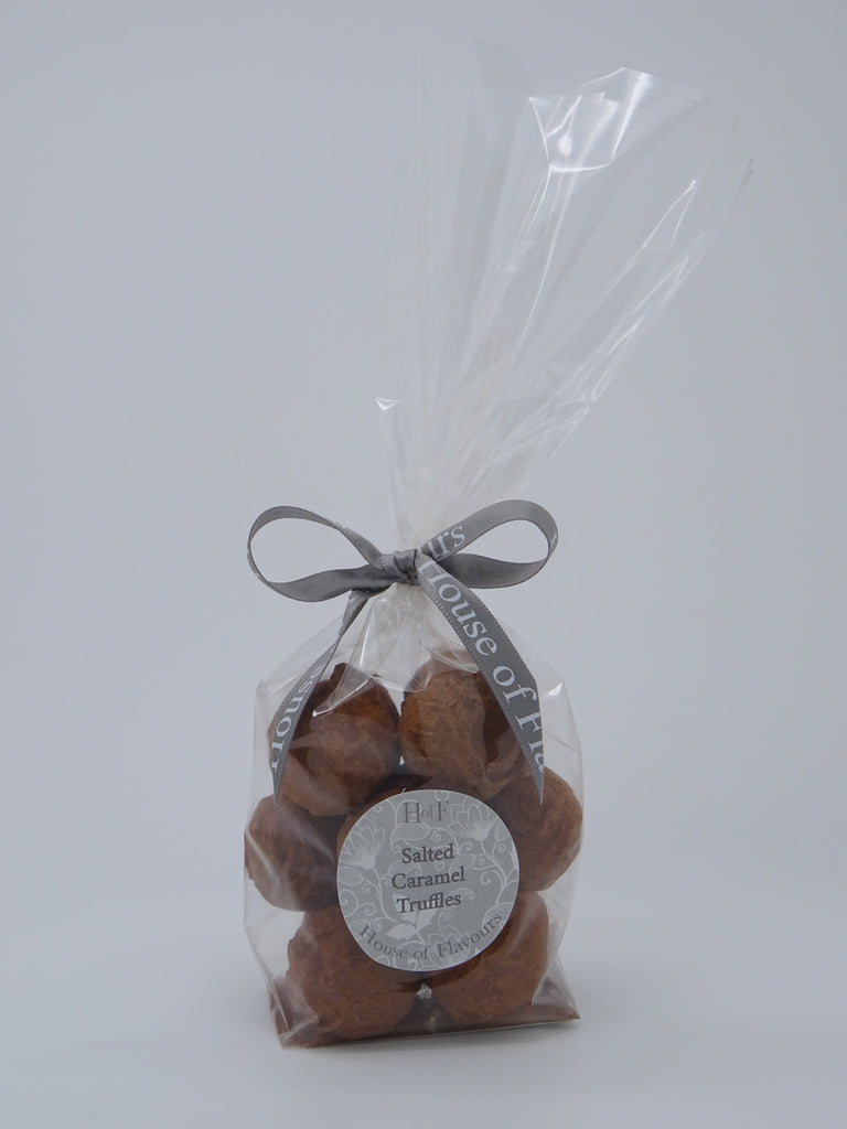 Luxury Bag of Salted Caramel Truffles