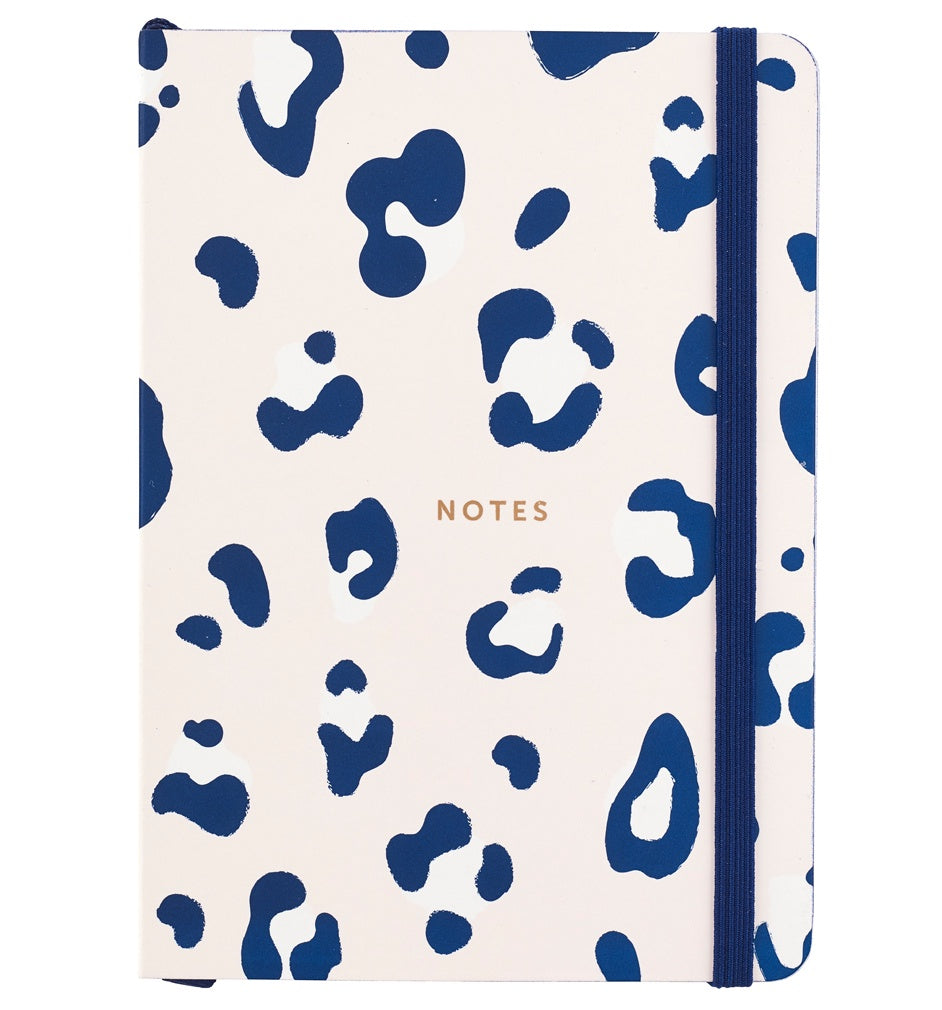 Busy B Busy Life Notebook A6 Leopard