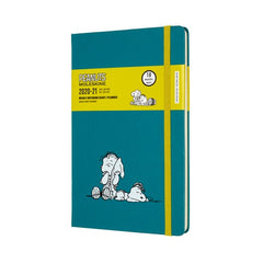 Moleskine 2020/21 Peanuts Limited Edition Large Diary Hard Cover