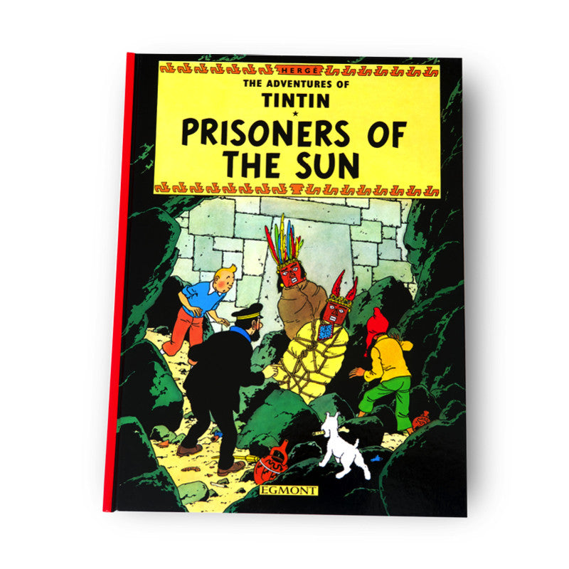 Prisoners of the Sun Softback Book