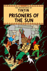 The Prisoners of the Sun Postcard