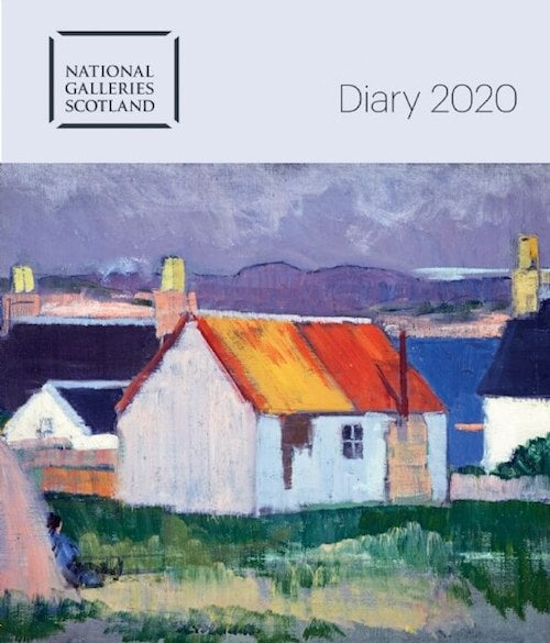 National Galleries of Scotland 2020 Diary