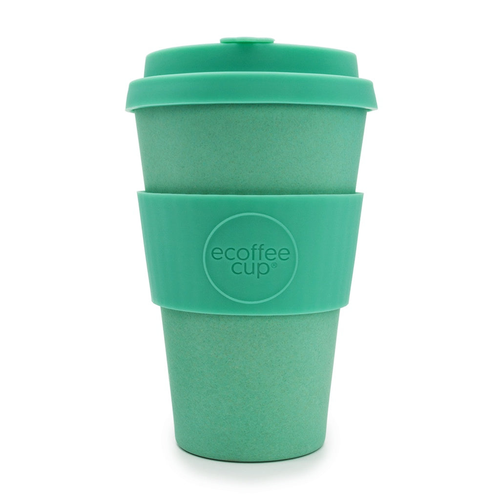 Ecoffee Cup Turquoise Inca 14oz