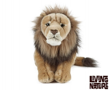 Large Male Lion 45cm