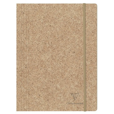 Cocoa Elasticated Folder