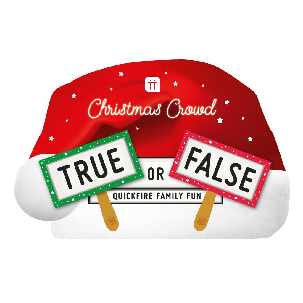 Christmas Entertainment True or False Game