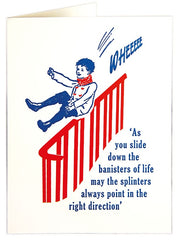 Banisters of life