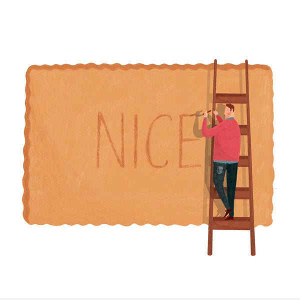 Nice Biscuit Card