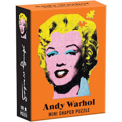 Andy Warhol Mini Puzzle Marilyn