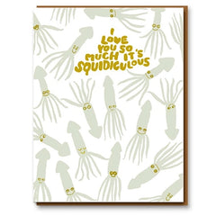 Squidiculous Card