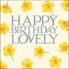 Happy Birthday Lovely by Emma Bridgewater Card