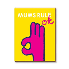 Mums Role Ok Card