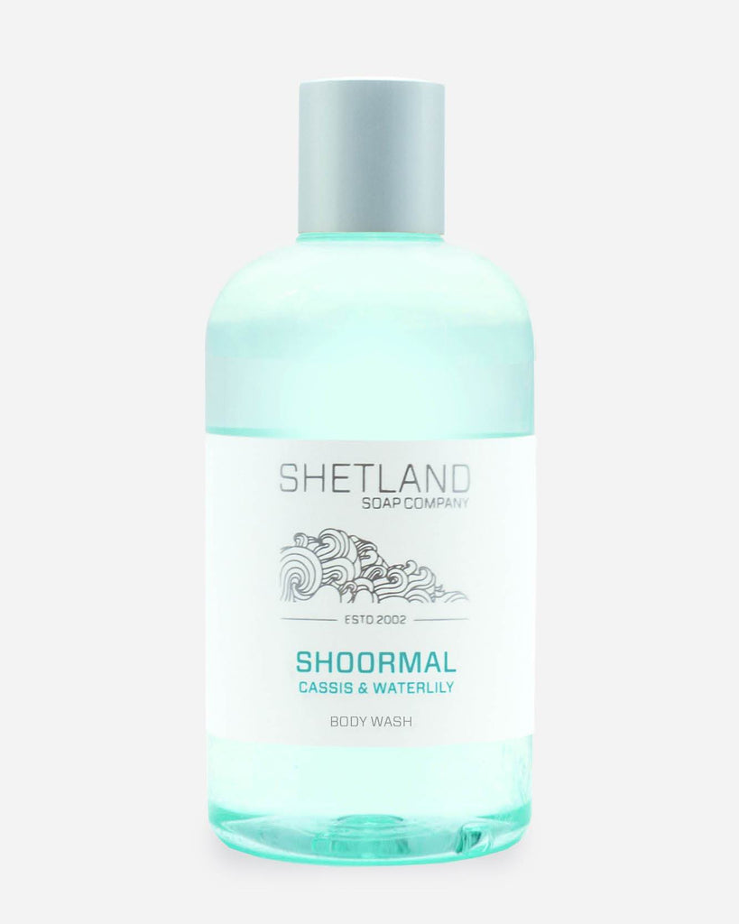 Shoormal Cassis & Waterlily Body Wash