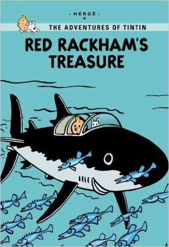 Tintin Young Reader: Red Rackham's Treasure