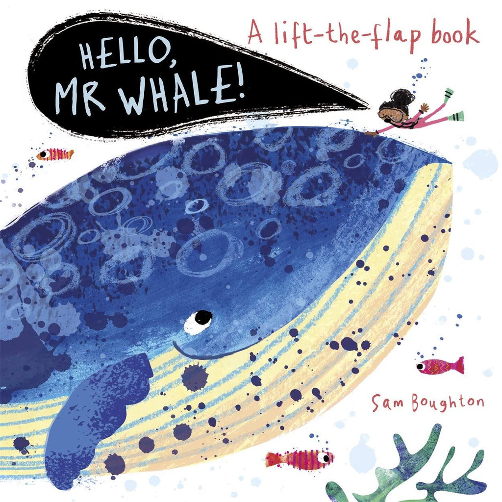 Hello Mr Whale (Lift The Flap)