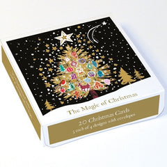 The Magic of Christmas Box of Cards