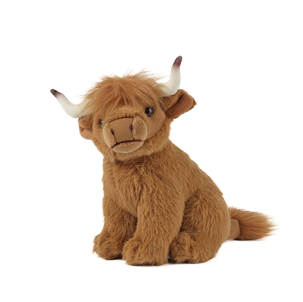 Small Highland Cow