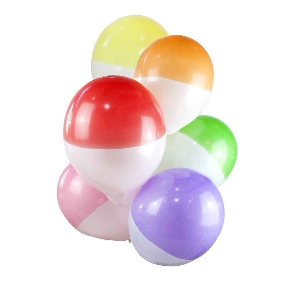 Bright Dipped Balloons Pack