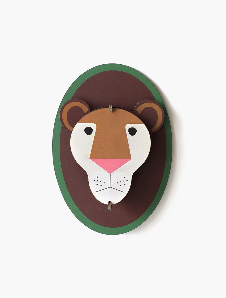 Little Lion Wall Decoration