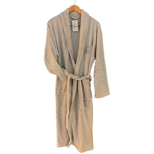 Tintin Dressing Gown Platinum