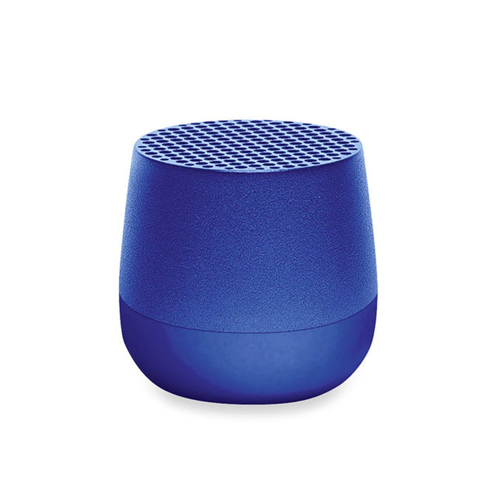 Dark Blue MINO Speaker by Lexon