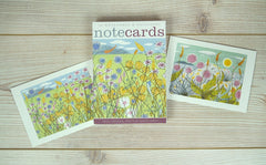 Angie Lewin Machair Pack of 10 Notecards