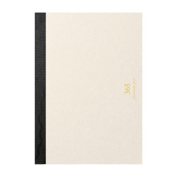 A6 White Japanese Paper Notebook