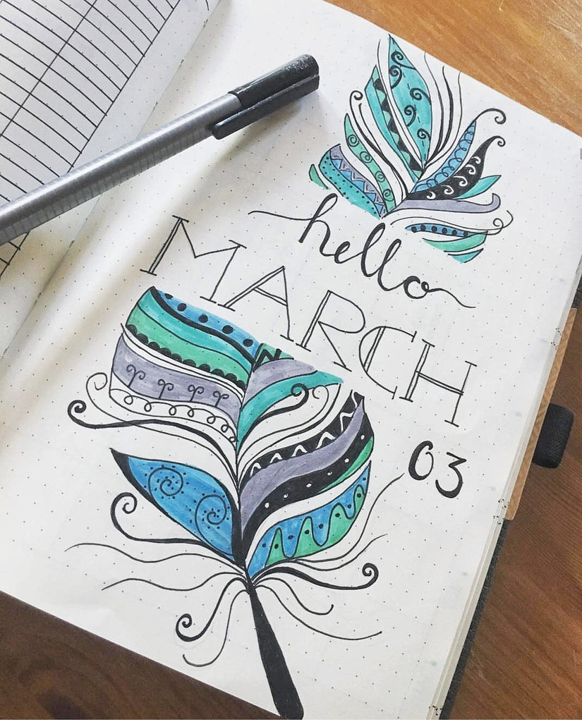 Introduction to Bullet Journals Workshop - 29th March 1.30pm