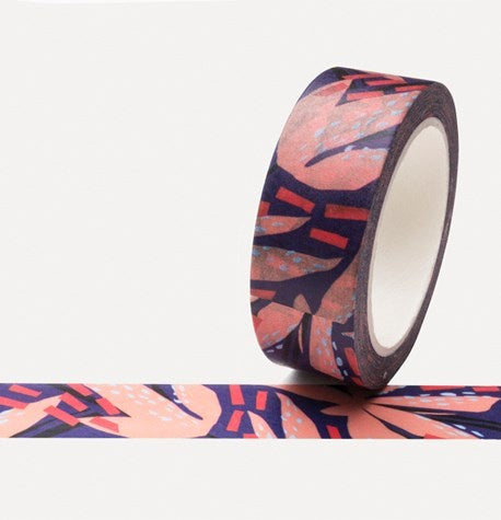 Lily Washi Tape