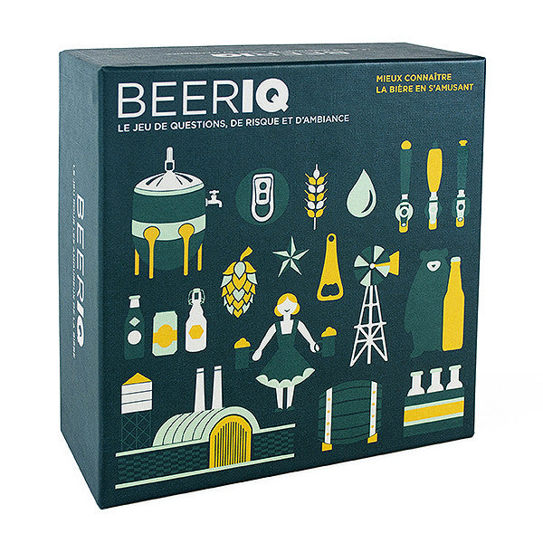 Beer IQ Party Game