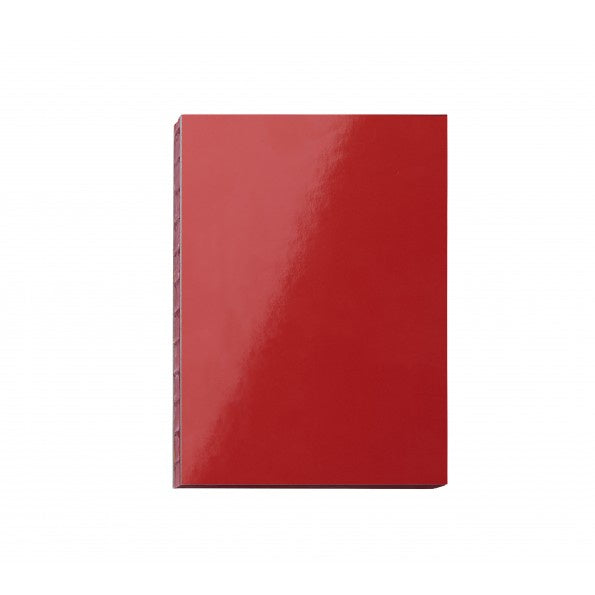 Colour Notebook Red