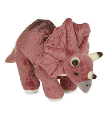 Triceratops Soft Toy 30cm