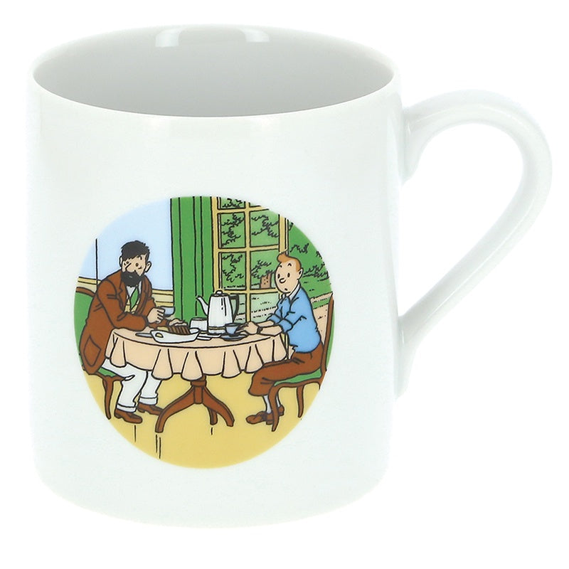 Tintin Breakfast Mug