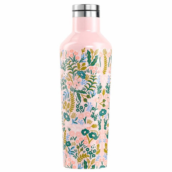 Corkcicle Rifle Pink Tapestry Bottle